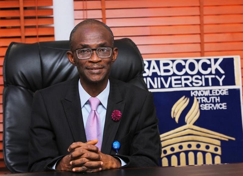 President Babcock University