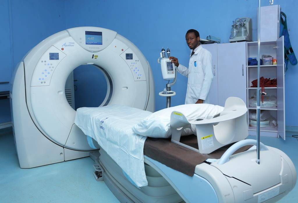 Medical Equipment at BUTH