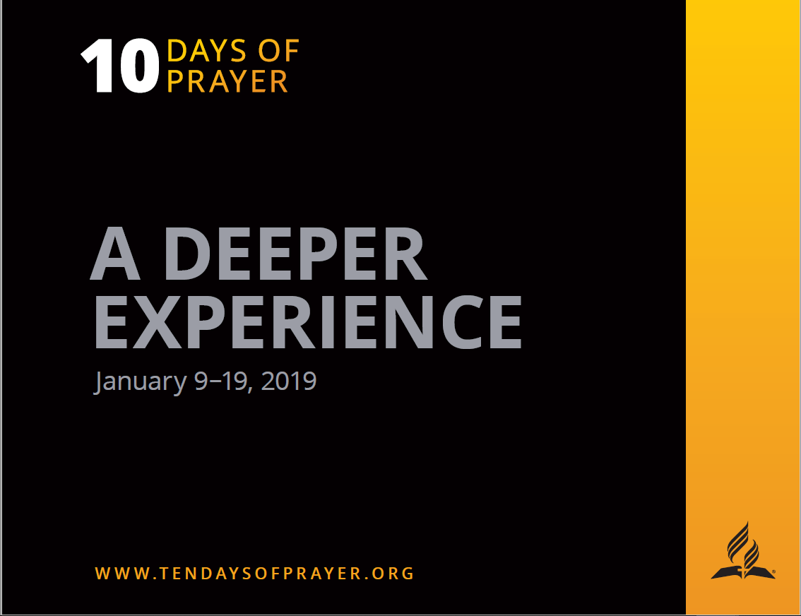 Ten Days of Prayer